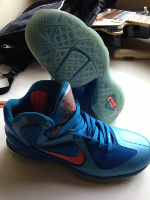 Lebron 9 China size 12 official replica | Kixify Marketplace