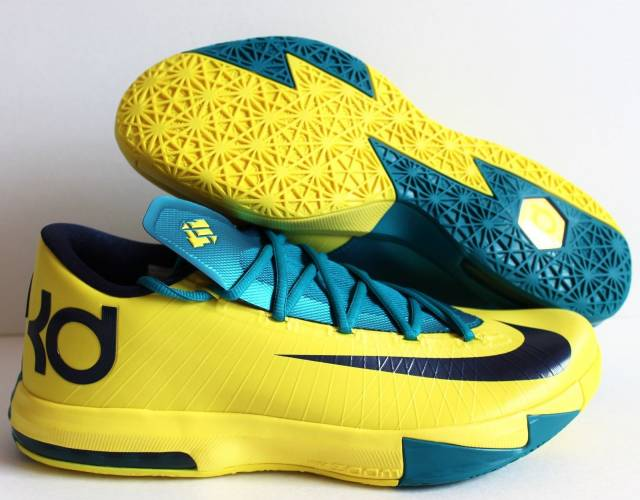 kd 6 blue and yellow