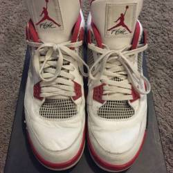 Fire red ivs