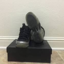 Nike Air Foamposite One Matte Metallic Pewter