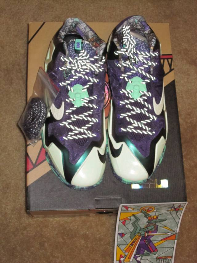Nike LeBron 11 Gator King All Star