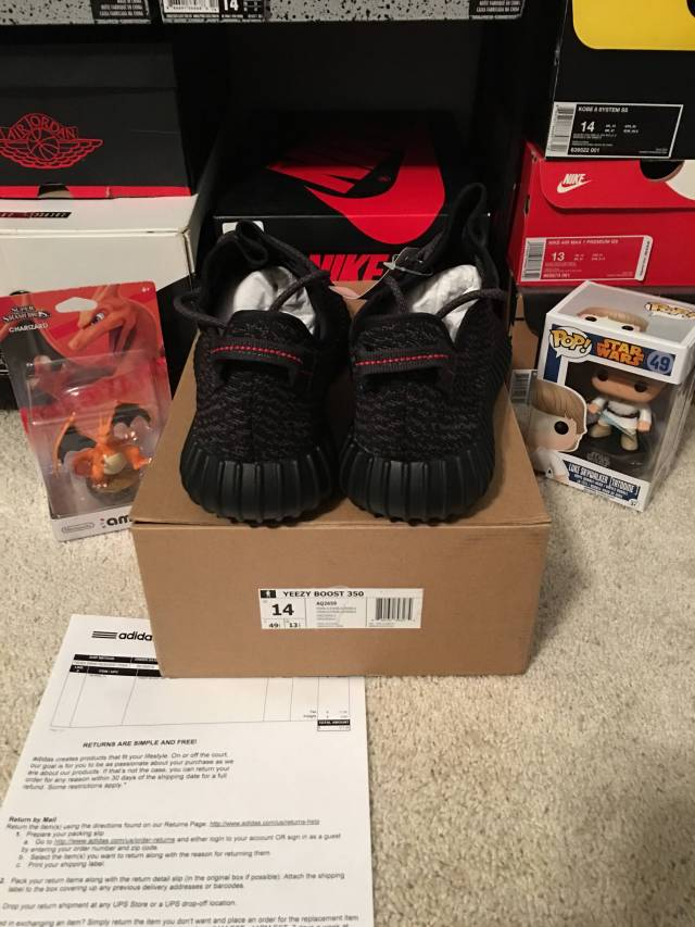 c62c68ec2d6d ... shopping any sz ds adidas yeezy boost 350 pirate black w receipt f4a95  e6ca2