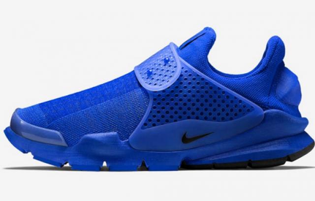 competitive price b1b7e cfdb2 Nike Sock Dart Blue Independence Day