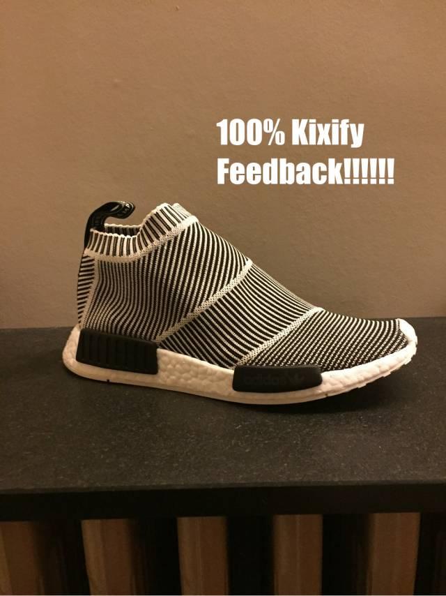 35a15617c Adidas NMD City Sock Primeknit s79150 Core black