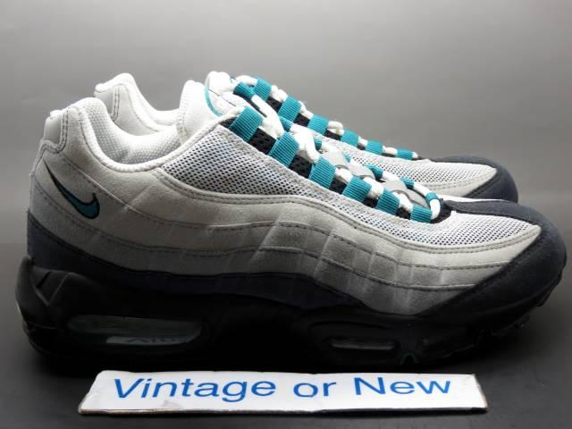 Nike Air Max '95 Freshwater Running 2009 Size 7.5