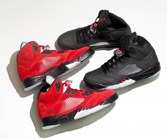 37ed6cf04b7 ... set 360968-991 Nike Jordan retro 5 RAGING; Air Jordan 5 Retro DMP  'Raging Bulls'; Air Jordan 5 DMP Raging Bull Pack ...