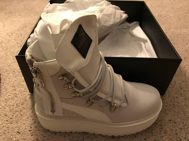 puma fenty rihanna boots