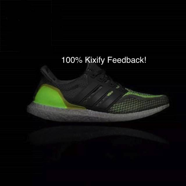 eb590008a7ee3 Adidas Ultra Boost ATR Glow on the Dark 2.0