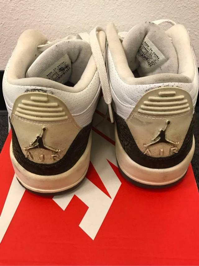 Air Jordan Mocha 3