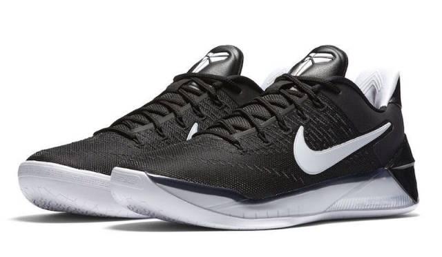 Nike Kobe AD Black White Black 852425-001