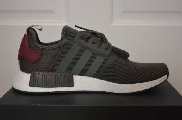2df1671ef Adidas Nmd R1 Womens Maroon kenmore-cleaning.co.uk