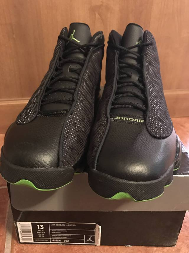 buy popular 267fb 2da03 good jordan retro 13 altitude green 0a8c1 00a34