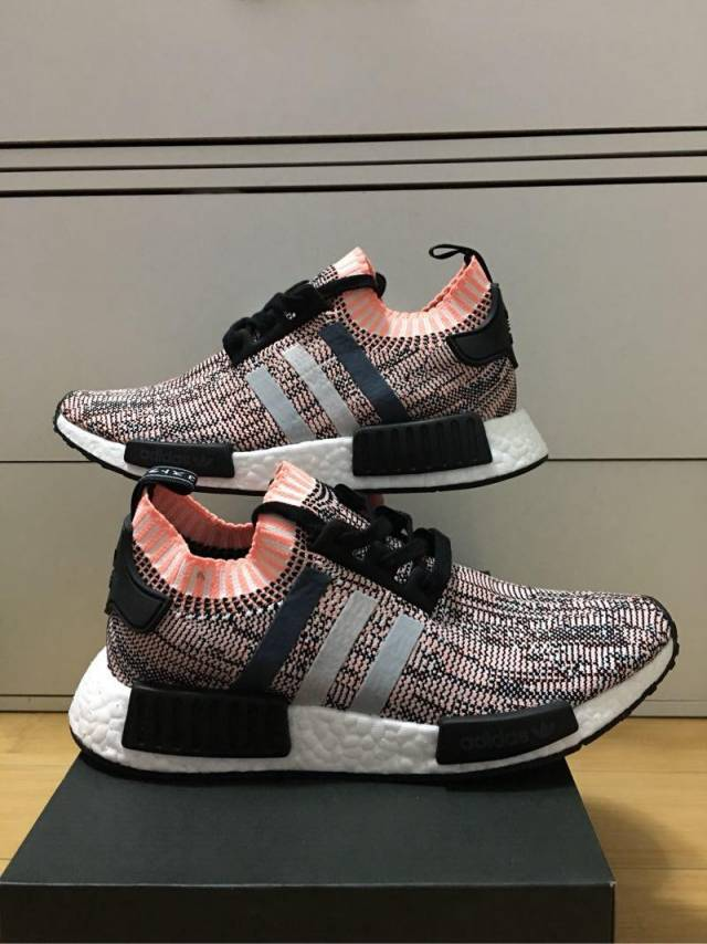 Adidas NMD Runner R1 Europe Footlocker Exclusive AQ4498 sz12