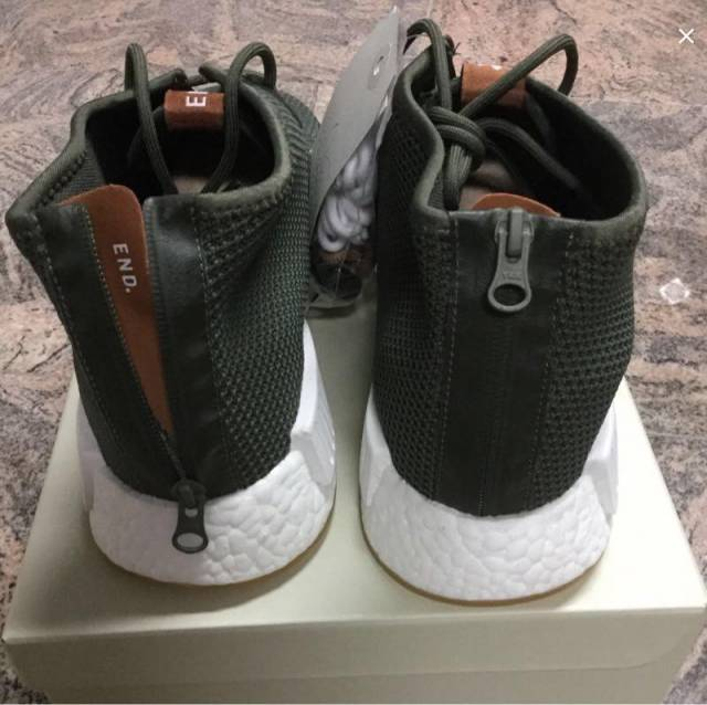 a0255800c4aa2 Adidas END X Consortium NMD C1 Size 12.5