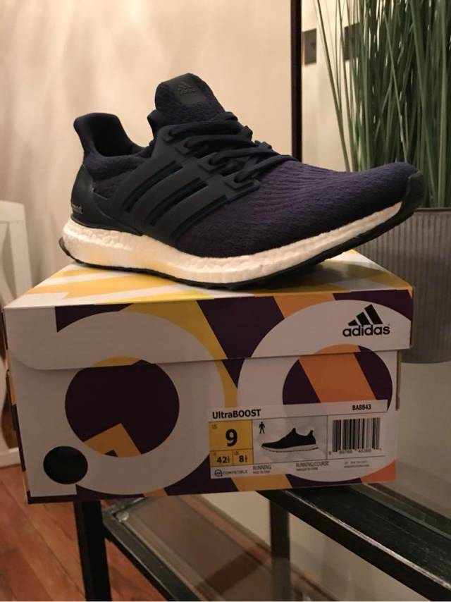 Three adidas Ultra Boosts 3.0 Colorways TheShoeGame
