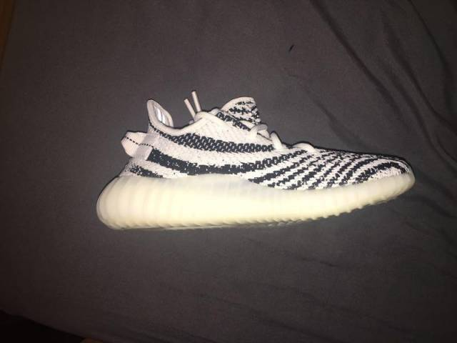 Adidas Yeezy Boost 350 V2 Zebra Online Time Pirate Black Where