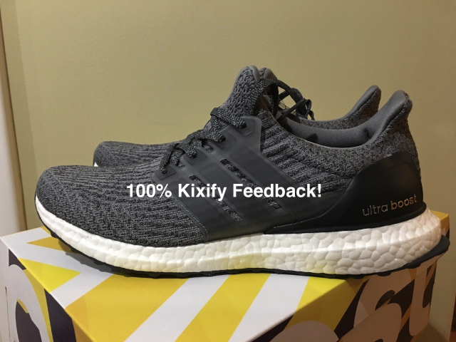 adidas ultra boost mystery grey 3 0 kixify marketplace. Black Bedroom Furniture Sets. Home Design Ideas