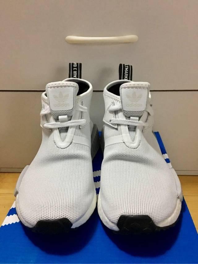 Adidas Nmd C_1 Chukka *vintage White*grey M5us(wm6us)