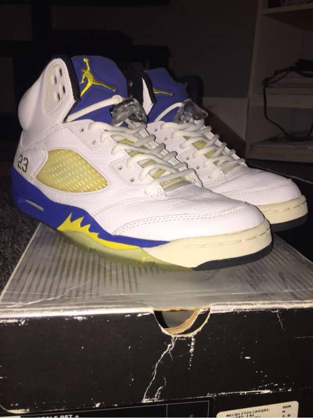 Air Jordan Retro 5 \