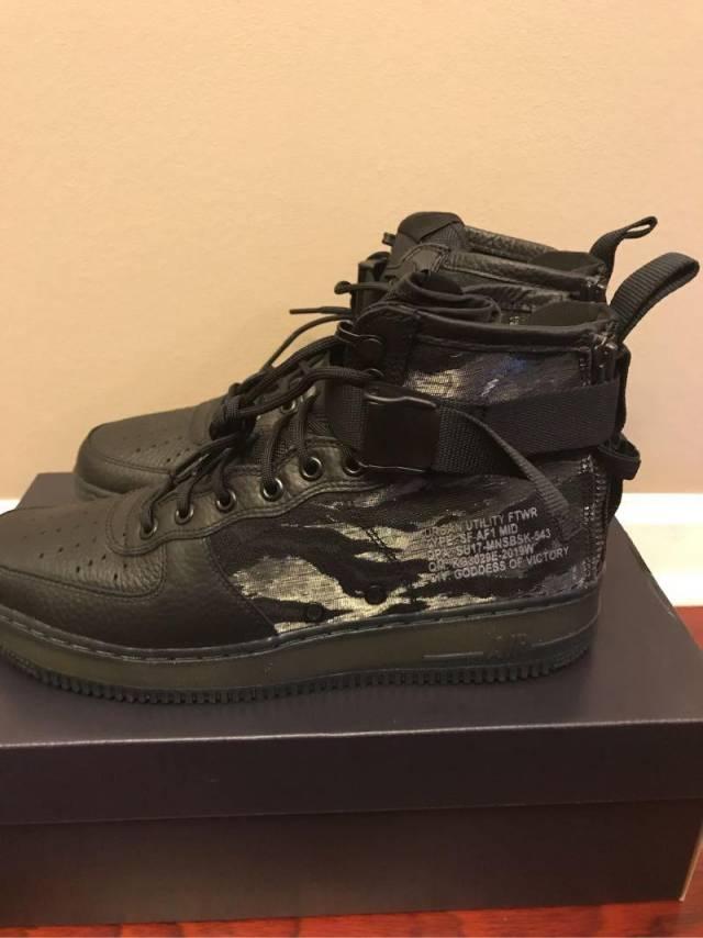 Force Air Cargo Black Marketplace Khaki Nike Kixify 1 Mid ZgwTSwq4
