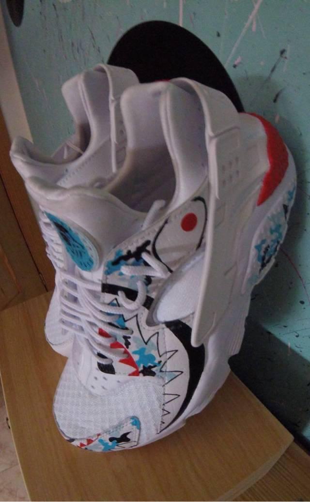 Nike Huaraches Custom