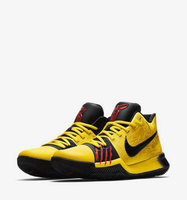 new product a466a 84800 Nike Kyrie 3 Mamba Mentality