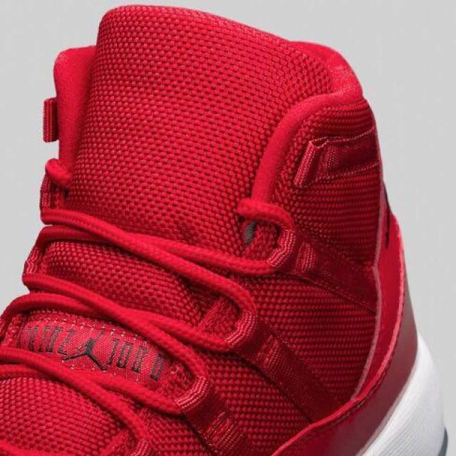 cheaper a918d 1cb79 Air Jordan 11 Retro Gym Red