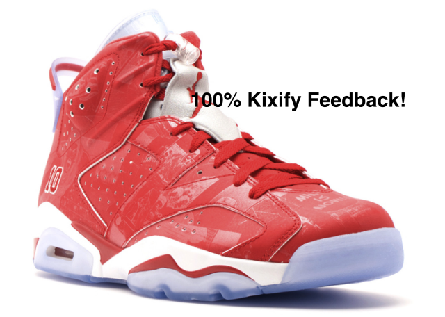 Air Jordan 6 Claquement Trempent Chaussures Kixify