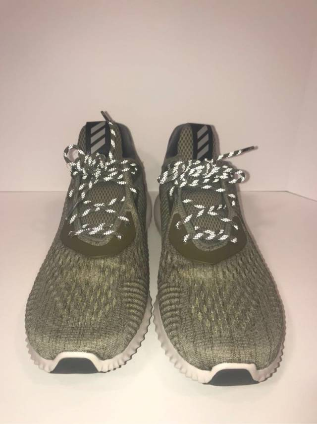 premium selection 8f90d 7d26a Adidas Alphabounce Em Mesh Trace Olive Cargo Grey | Kixify Marketplace