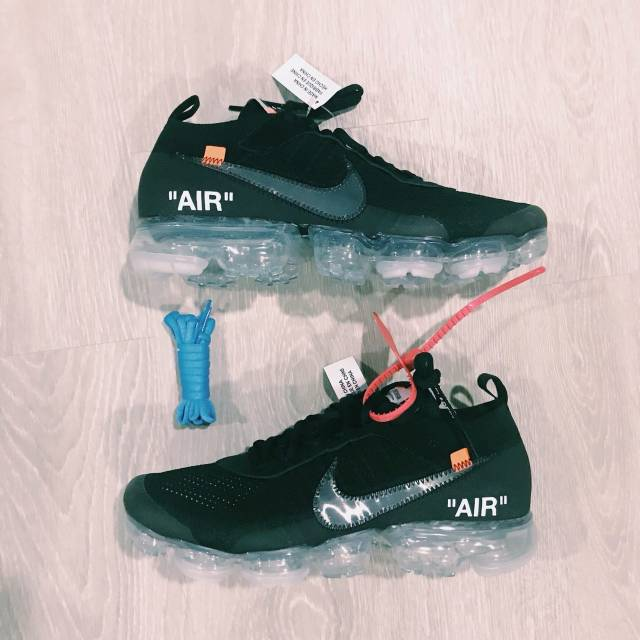 74a1740283d Nike OFF-WHITE Vapormax US 10