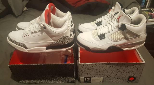 watch 062d6 a9d1b Nike Air Jordan 4 Retro O.G. 2016 Men s Sizes