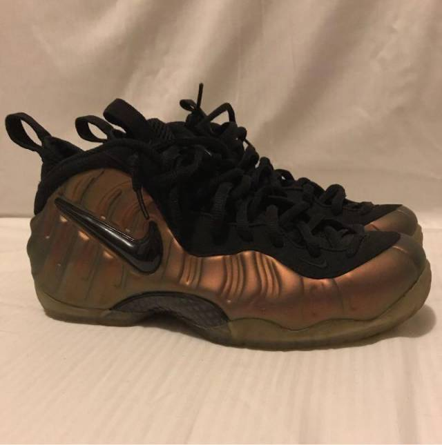 79ce125b742fe Nike Air Foamposite Pro Gym Green