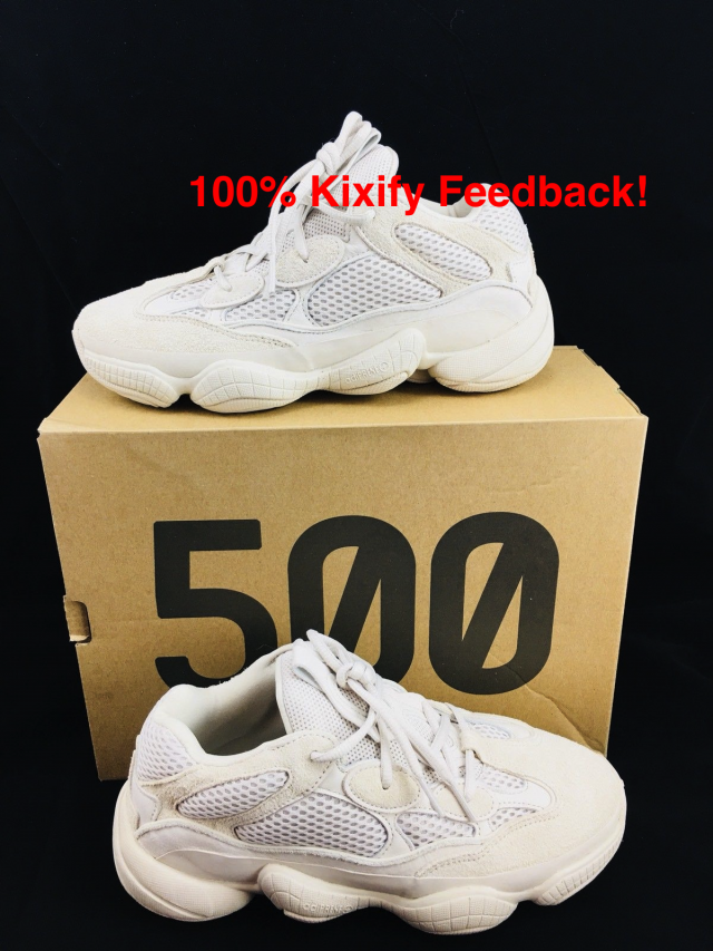 new arrival 22fd4 e0ca9 Adidas Yeezy 500 Blush