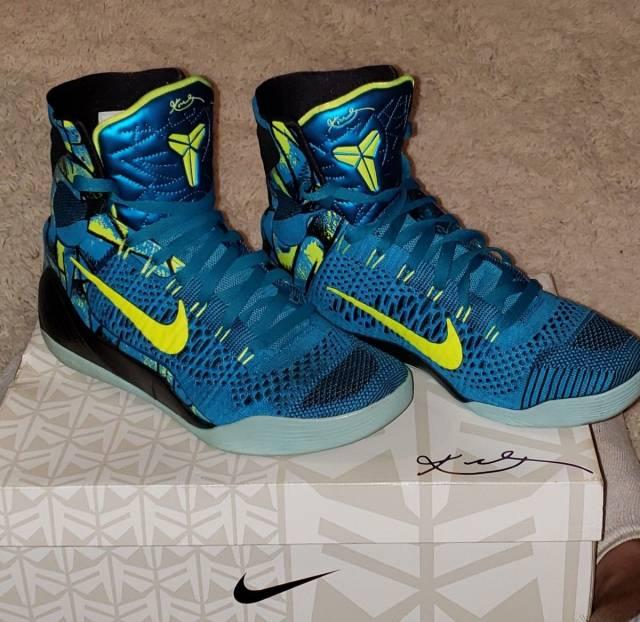 652aa2831b38 Nike Kobe 9 Elite - Perspective