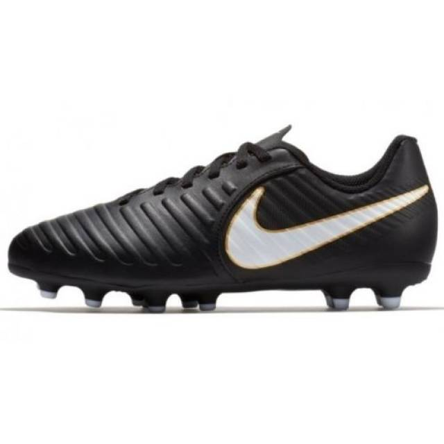 d36bcafb3c2815 Nike Jr Tiempo Rio IV FG Youth Soccer Cleats. Shoes
