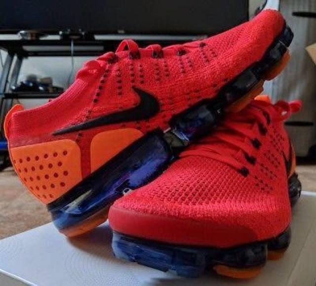 "028ba56482 Nike Vapormax ""Spiderman"" Flyknit 2 | Kixify Marketplace"