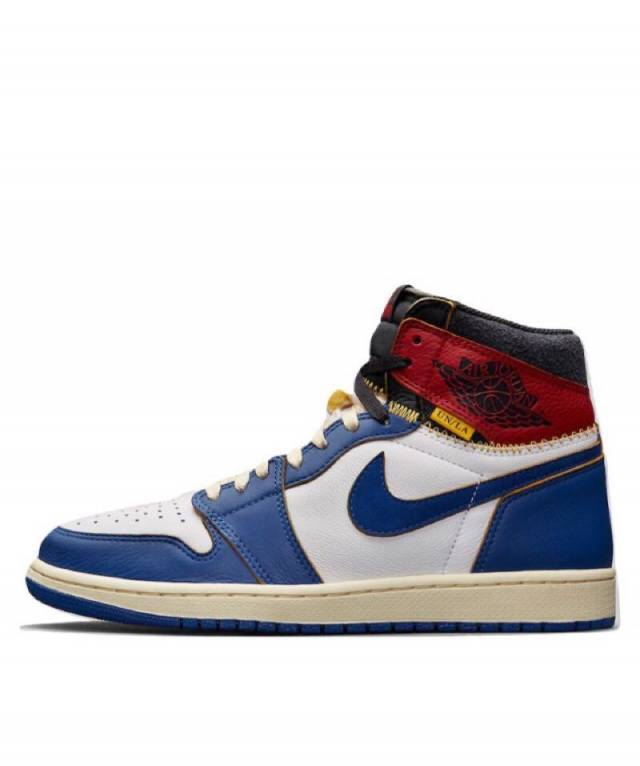 7a5e6df163a Air Jordan Retro High OG x UNION Los Angeles NRG Stormy Blue Toe (men s)  Size 4-15