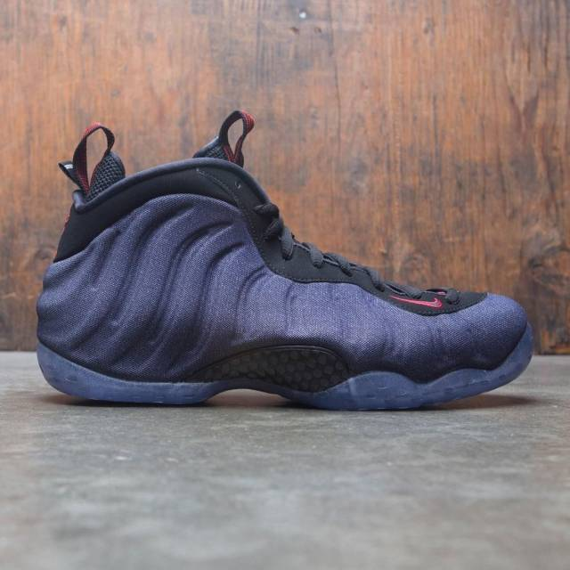 size 40 38ef8 32a62 Nike Air Foamposite One Denim