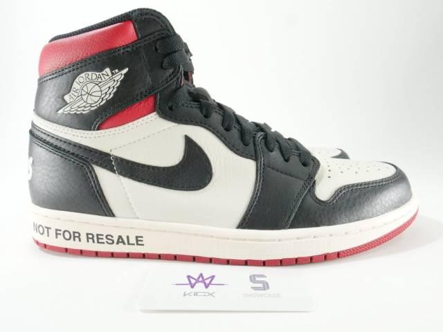 best service 453d1 3b19a Air Jordan 1 Retro High Og Nrg Not For Resale Varsity Red