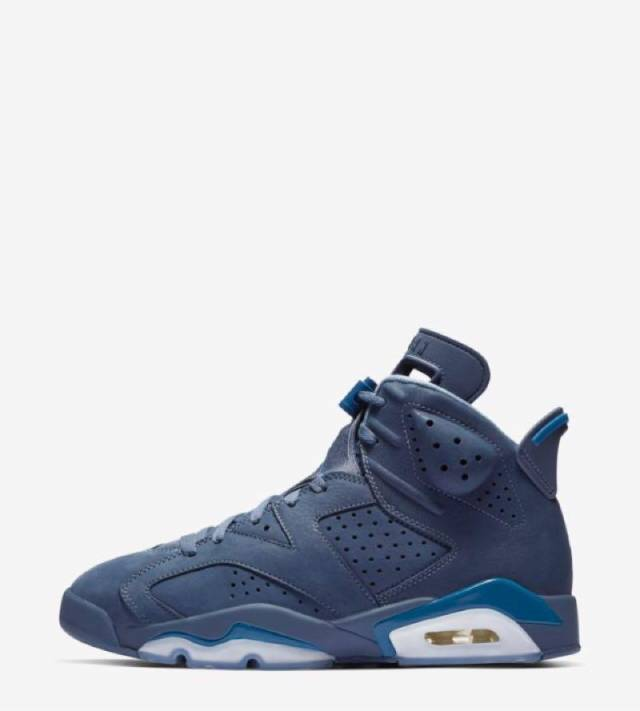 sale retailer 240b9 9a6b5 Air Jordan 6 Diffused Blue