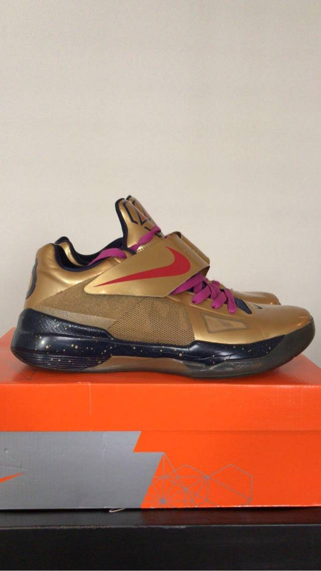 online store 8bfe1 cca58 KD 4 Gold Medal   Kixify Marketplace