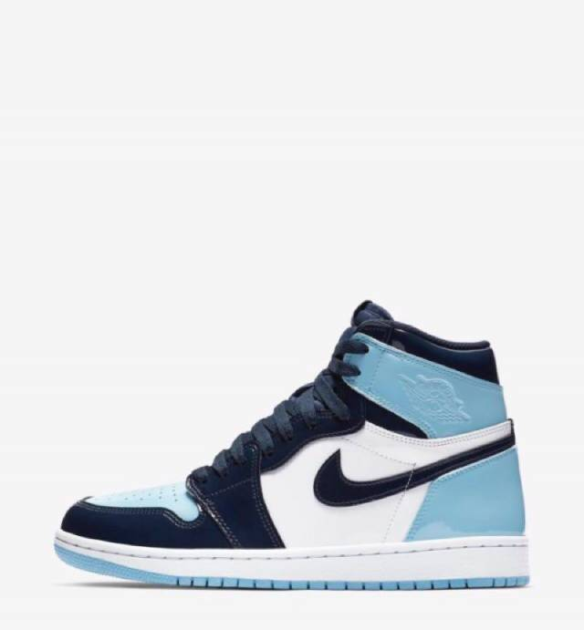 Air Jordan 1 Retro High Og Wmns Blue Chill