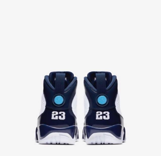 fbb14ec28d595b Air Jordan 9 Retro UNC w Receipt (men s) Size 7-15