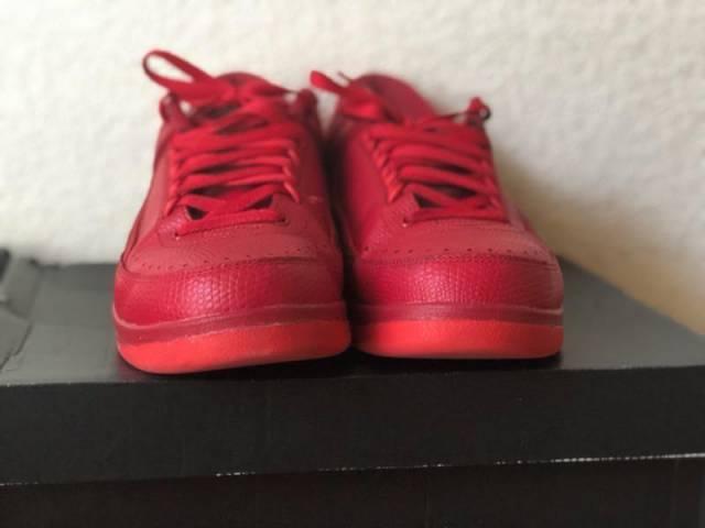 "separation shoes ecc39 bed1e Air Jordan 2 "" Gym Red "" Size 9.5"