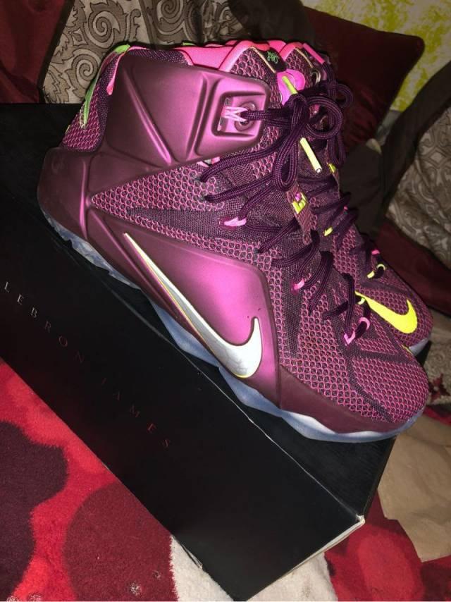 pretty nice 6f0e8 93ee8 Nike Lebron 12 - Double Helix
