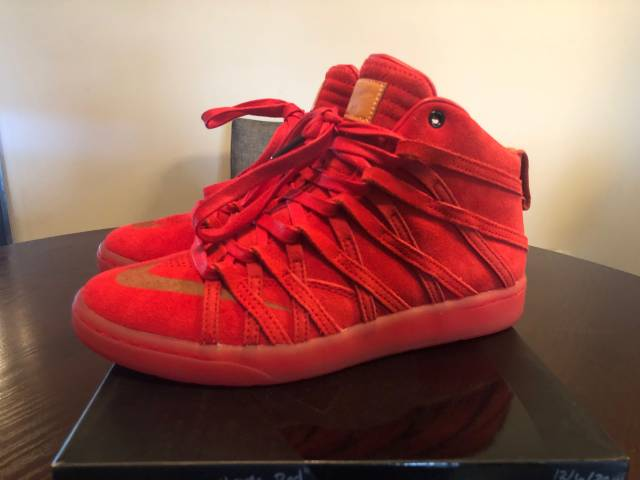 467a485bf4d5 Nike KD 7 Lifestyle Challenge Red