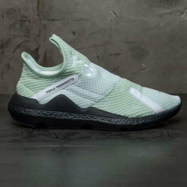 Adidas Y-3 Reberu Salty Green Size 8 9