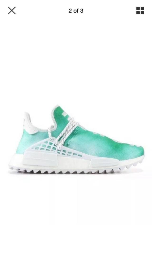 separation shoes f8c37 21386 Adidas Nmd Hu X Pharrell Williams Human Race China Pack...