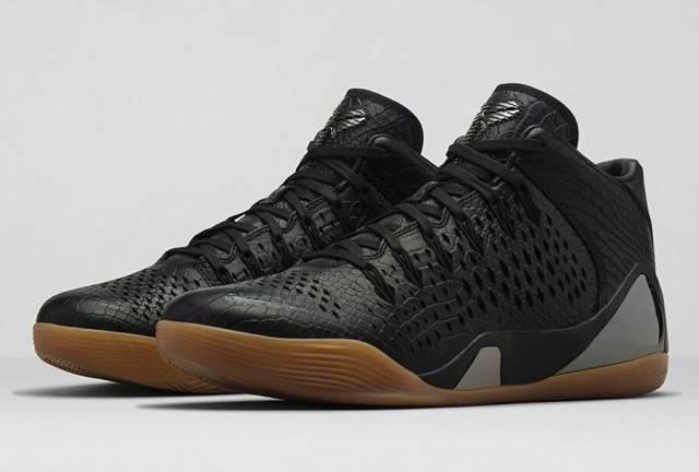 Nike Kobe IX Mid EXT QS Snakeskin Size