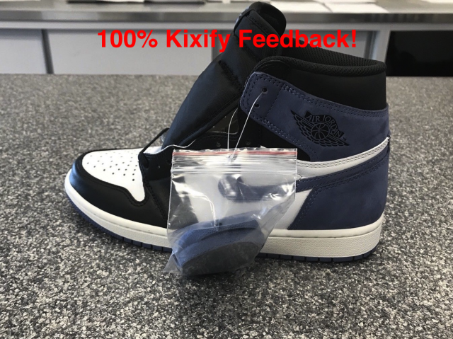 Air Jordan 1 Retro High Og Blue Moon Kixify Marketplace